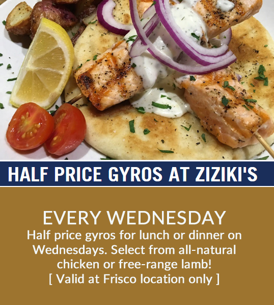 greek food coupons