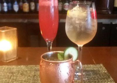 Ziziki's Summer Cocktails